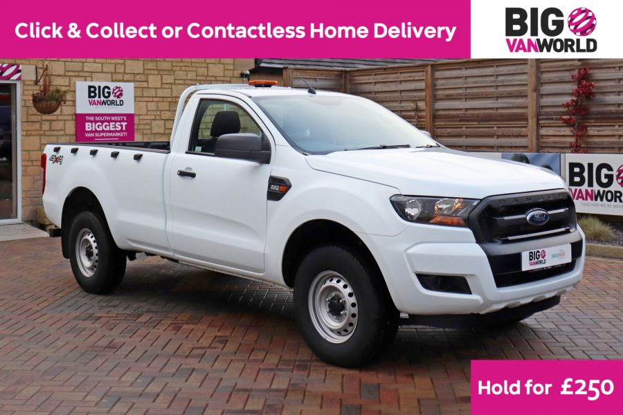 FORD RANGER 2.0 TDCI 170 XL SINGLE CAB ECOBLUE - 12021 - 1