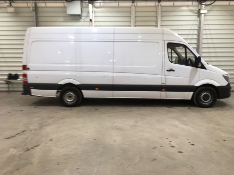 MERCEDES SPRINTER 314 CDI 140 LWB HIGH ROOF - 10890 - 3