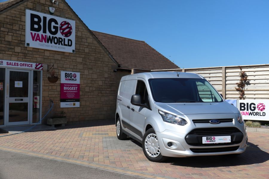 FORD TRANSIT CONNECT 240 TDCI 115 L2H1 TREND LWB LOW ROOF - 10422 - 1