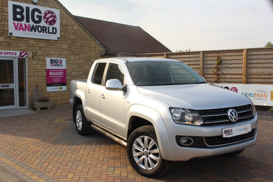 VOLKSWAGEN AMAROK DC BITDI 180 HIGHLINE 4MOTION DOUBLE CAB - 9182 - 2