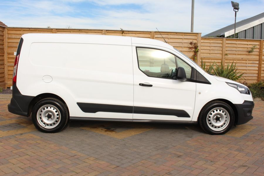 FORD TRANSIT CONNECT 210 TDCI 95 L2 H1 LWB LOW ROOF - 8421 - 4