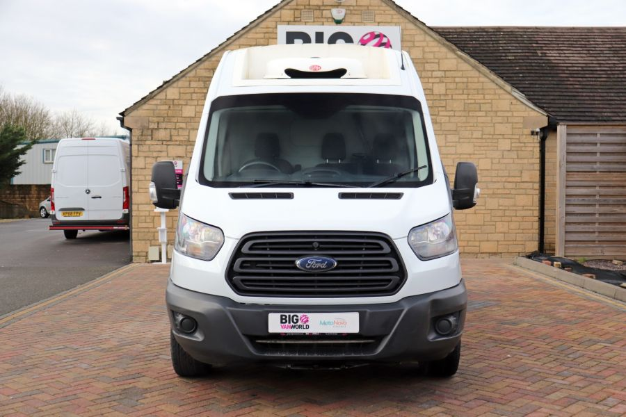 FORD TRANSIT 350 TDCI 130 L3H3 FRIDGE VAN LWB HIGH ROOF - 11298 - 9