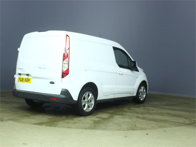 FORD TRANSIT CONNECT 200 TDCI 120 L1 H1 LIMITED SWB LOW ROOF - 7012 - 2