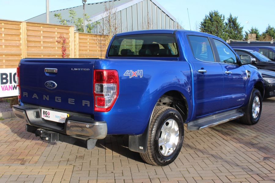 FORD RANGER TDCI 200 LIMITED 4X4 DOUBLE CAB - 6993 - 5