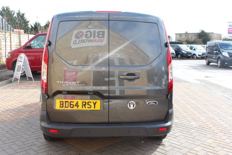 FORD TRANSIT CONNECT 200 TDCI 115 LIMITED L1 H1 SWB LOW ROOF - 7240 - 6