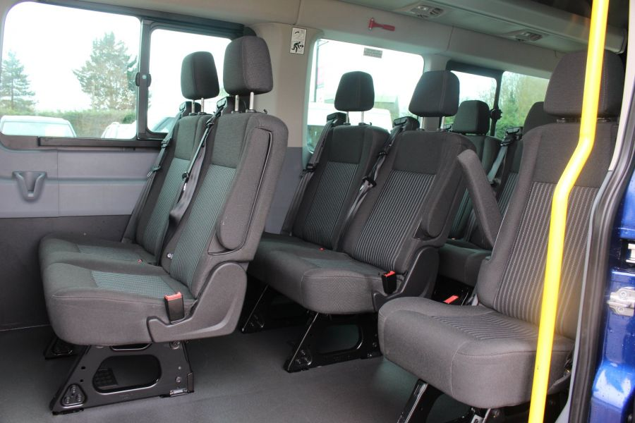 FORD TRANSIT 460 TDCI 125 TREND L4 HIGH ROOF 17 SEAT BUS - 8546 - 21
