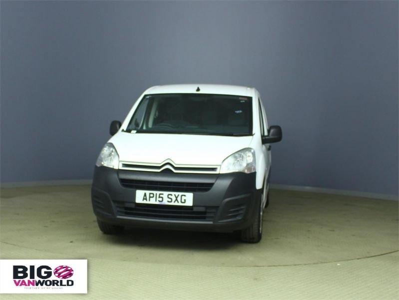 CITROEN BERLINGO 625 HDI 75 L1 H1 ENTERPRISE SWB LOW ROOF - 6663 - 6
