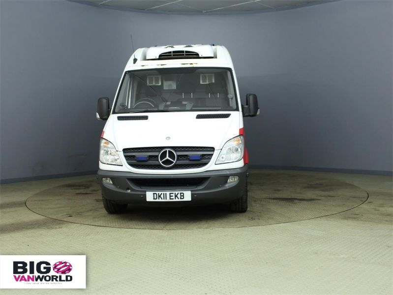 MERCEDES SPRINTER 313 CDI MWB HIGH ROOF FRIDGE WITH OVERNIGHT - 7388 - 6