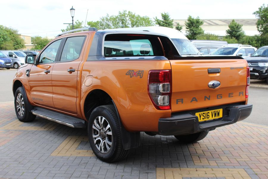 FORD RANGER WILDTRAK TDCI 200 4X4 DOUBLE CAB - 9461 - 7