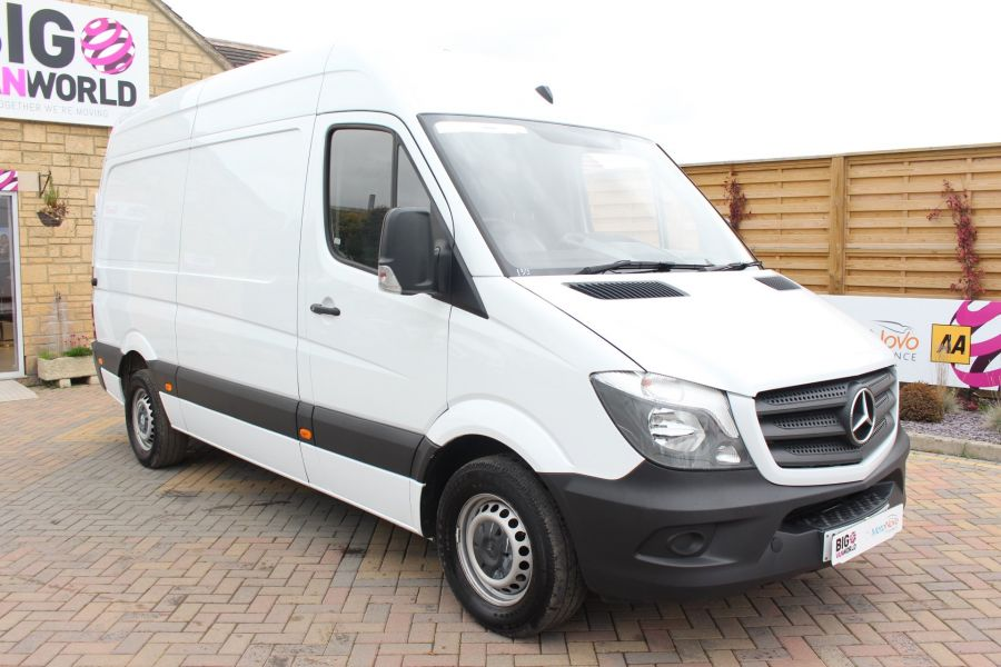 MERCEDES SPRINTER 313 CDI MWB HIGH ROOF - 6708 - 3