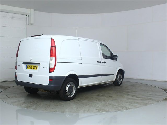 MERCEDES VITO 116 CDI 163 COMPACT SWB LOW ROOF - 7571 - 2
