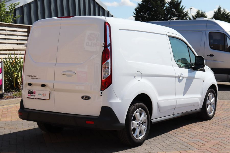 FORD TRANSIT CONNECT 200 TDCI 120 L1H1 LIMITED SWB LOW ROOF - 11716 - 6