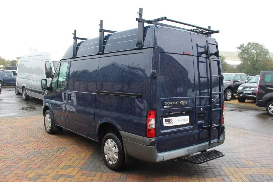 FORD TRANSIT 260 TDCI 80 SWB MEDIUM ROOF - 6950 - 7