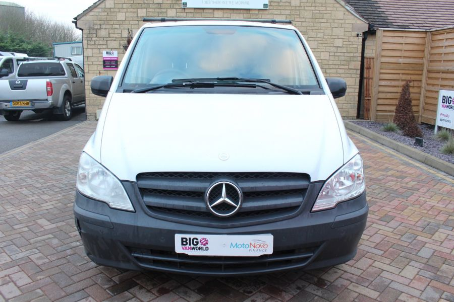 MERCEDES VITO 113 CDI 136 COMPACT SWB LOW ROOF - 7100 - 9