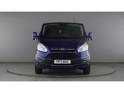 FORD TRANSIT CUSTOM 290 TDCI 130 L2H1 LIMITED DOUBLE CAB 6 SEAT CREW VAN LWB LOW ROOF - 11216 - 9