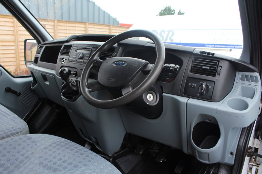 FORD TRANSIT 350 TDCI 115 LWB MEDIUM ROOF RWD - 8295 - 11