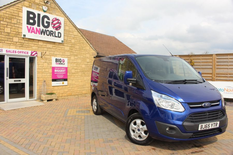 FORD TRANSIT CUSTOM 290 TDCI 125 L1 H1 LIMITED SWB LOW ROOF FWD - 9056 - 2