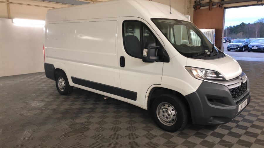 CITROEN RELAY 35 BLUEHDI 130 L2H2 ENTERPRISE MWB MEDIUM ROOF - 12123 - 1