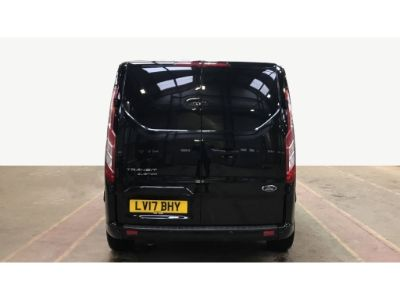 FORD TRANSIT CUSTOM 290 TDCI 170 L1H1 LIMITED SPORT SWB LOW ROOF - 10713 - 4