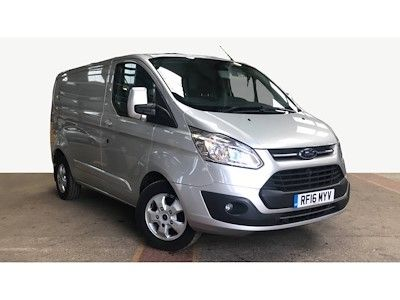 FORD TRANSIT CUSTOM 290 TDCI 130 L1H1 LIMITED SWB LOW ROOF - 11214 - 1