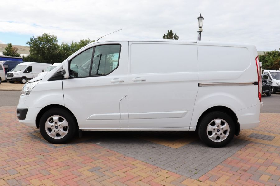 FORD TRANSIT CUSTOM 310 TDCI 130 L1H1 LIMITED SWB LOW ROOF - 10921 - 9