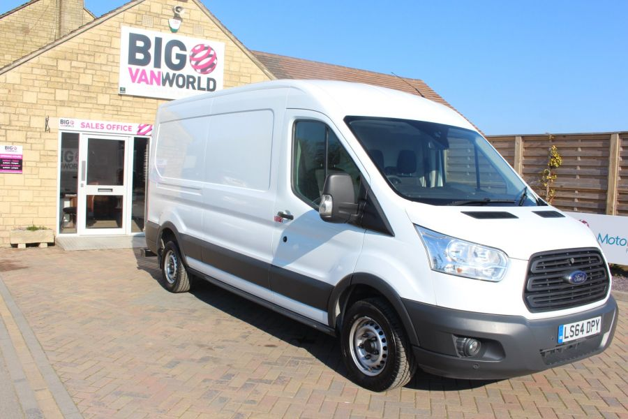 FORD TRANSIT 310 TDCI 100 L3 H2 LWB MEDIUM ROOF RWD - 9195 - 3
