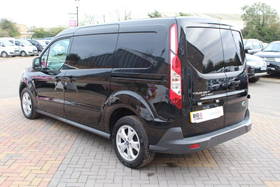 FORD TRANSIT CONNECT 240 TDCI 115 LIMITED L2 H1 LWB - 6024 - 7