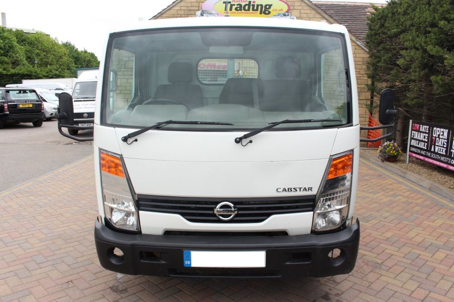 NISSAN CABSTAR 35.14 SINGLE CAB 13FT ALLOY DROPSIDE - 5991 - 7
