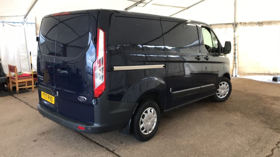 FORD TRANSIT CUSTOM 290 TDCI 130 L1H1 TREND SWB LOW ROOF FWD - 11146 - 3