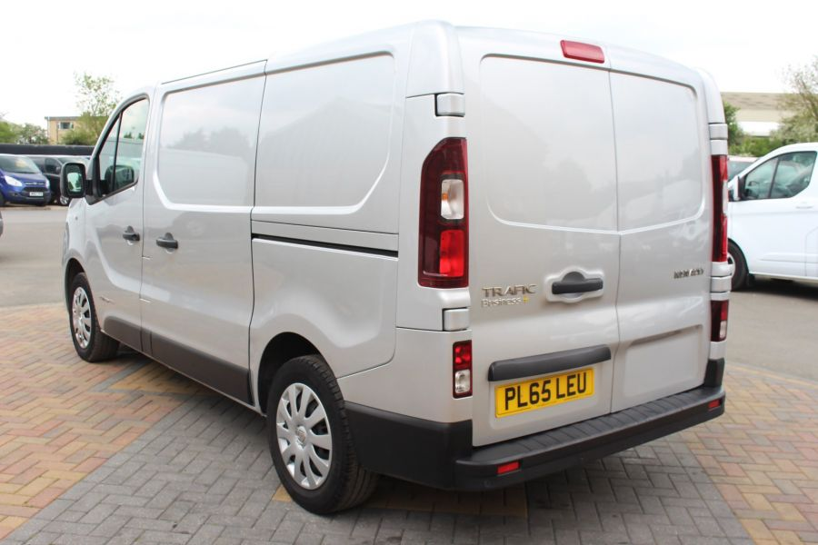 RENAULT TRAFIC SL27 DCI 120 BUSINESS PLUS ENERGY SWB LOW ROOF - 9258 - 7