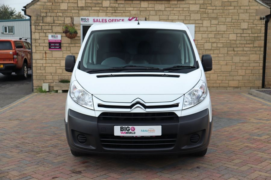 CITROEN DISPATCH 1200 HDI 125 L2H1 ENTERPRISE LWB LOW ROOF - 12020 - 11