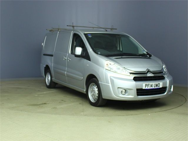 CITROEN DISPATCH 1200 HDI 125 L2 H1 ENTERPRISE LWB LOW ROOF - 6573 - 1