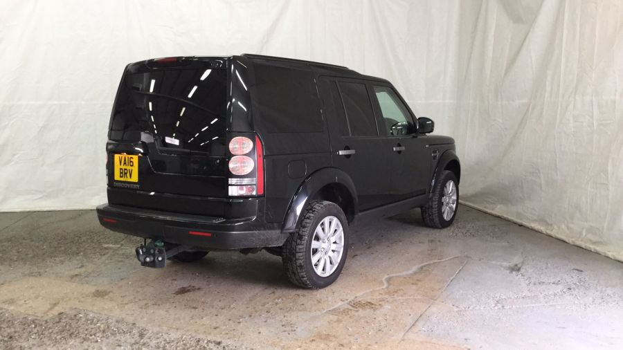 LAND ROVER DISCOVERY SDV6 255 COMMERCIAL SE - 9817 - 3