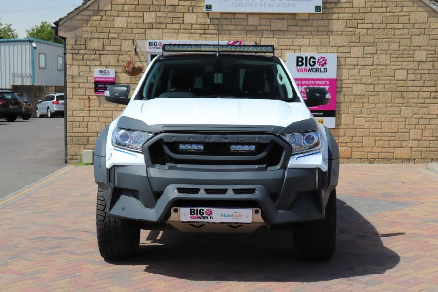 FORD RANGER TDCI 200 M SPORT 4X4 DOUBLE CAB  - 10739 - 11