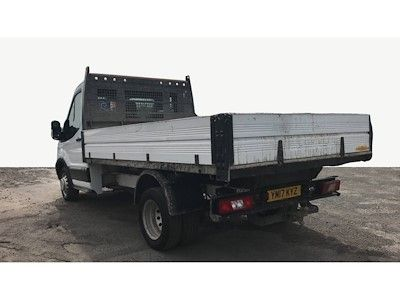 FORD TRANSIT 350 TDCI 130 L2 MWB SINGLE CAB 'ONE STOP' ALLOY TIPPER DRW RWD - 11162 - 5
