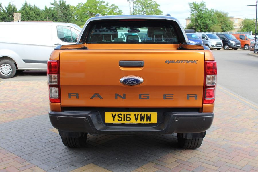 FORD RANGER WILDTRAK TDCI 200 4X4 DOUBLE CAB - 9461 - 6