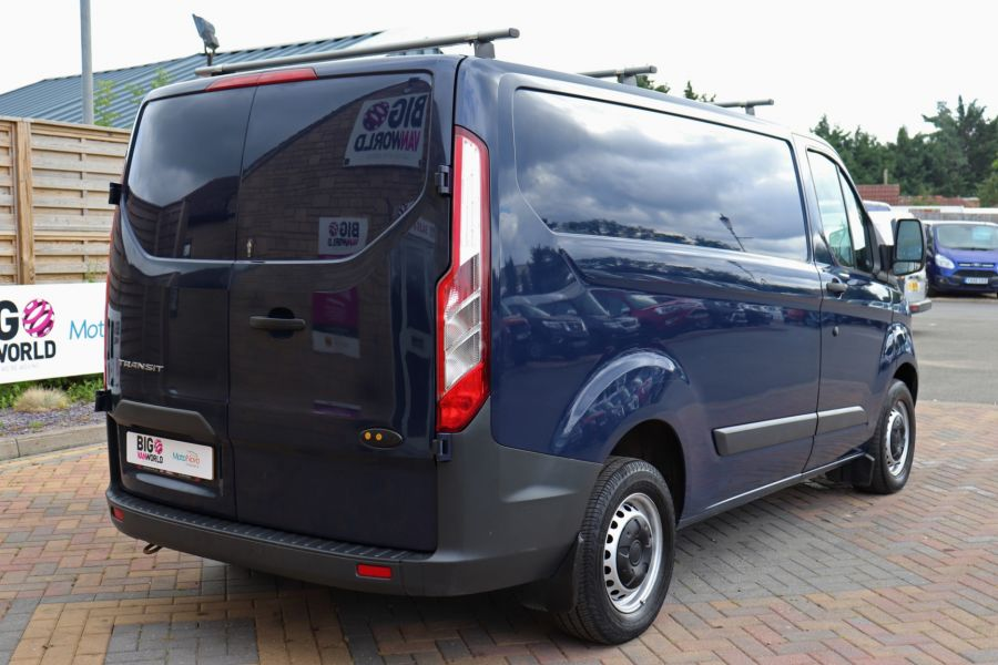 FORD TRANSIT CUSTOM 270 TDCI 100 ECO-TECH SWB LOW ROOF - 9707 - 5