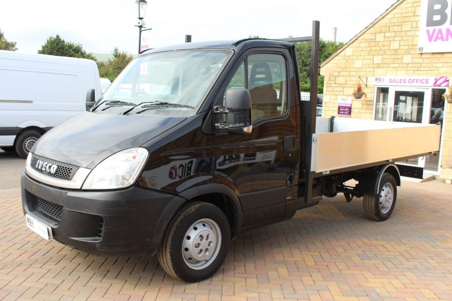 IVECO DAILY 35S13 ALLOY TIPPER - 5431 - 17