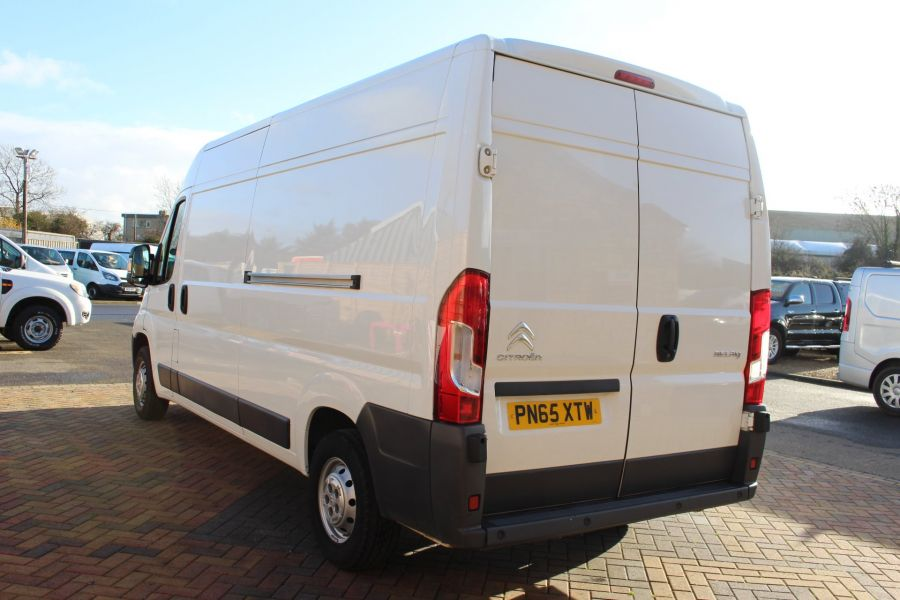 CITROEN RELAY 35 HDI 130 L3 H2 ENTERPRISE LWB MEDIUM ROOF - 8570 - 6