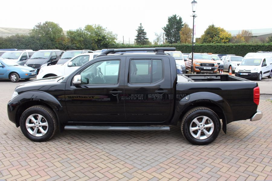 NISSAN NAVARA DCI TEKNA CONNECT 4X4 DOUBLE CAB - 5202 - 6