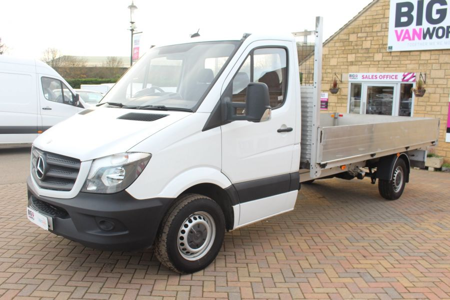 MERCEDES SPRINTER 313 CDI ALLOY DROPSIDE - 6947 - 8