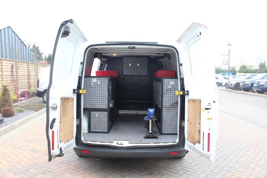 FORD TRANSIT CUSTOM 290 TDCI 100 L1 H1 SWB LOW ROOF FWD - 7201 - 21