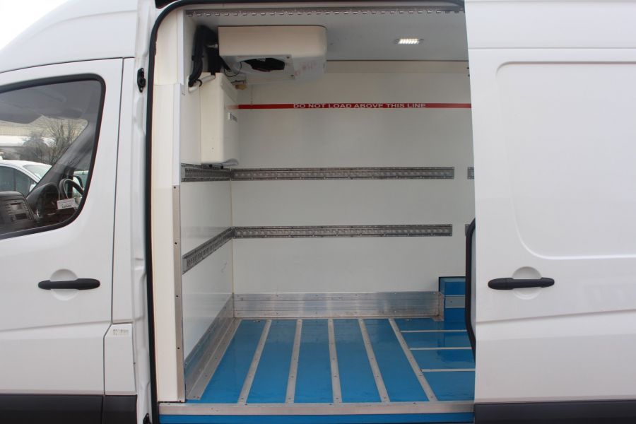 MERCEDES SPRINTER 313 CDI MWB HIGH ROOF FRIDGE / FREEZER VAN WITH OVERNIGHT - 7254 - 20