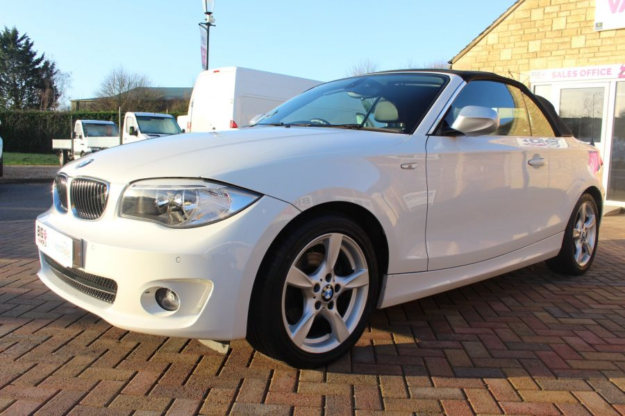 BMW 1 SERIES 120D EXCLUSIVE EDITION - 5886 - 9