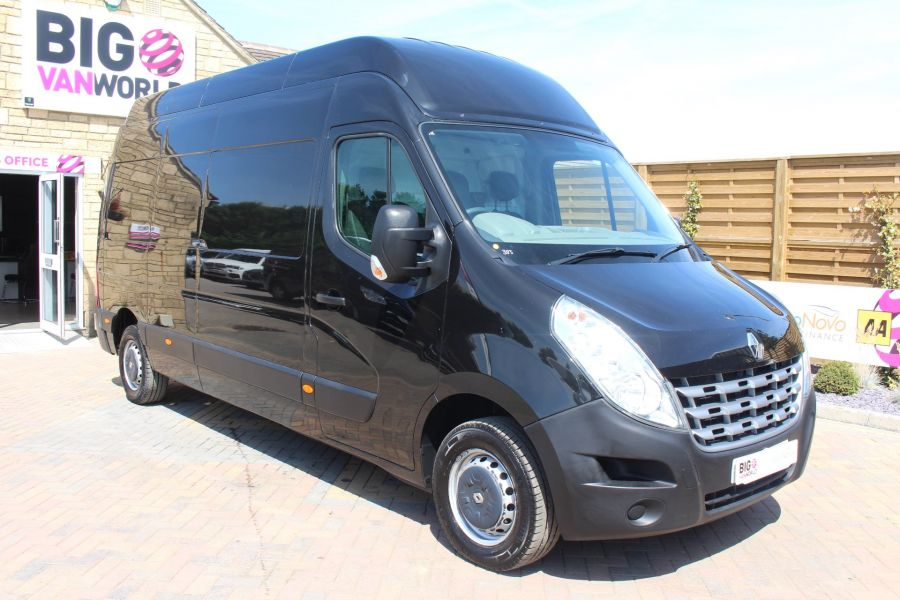 RENAULT MASTER LH35 DCI 150 LWB HIGH ROOF - 6401 - 2