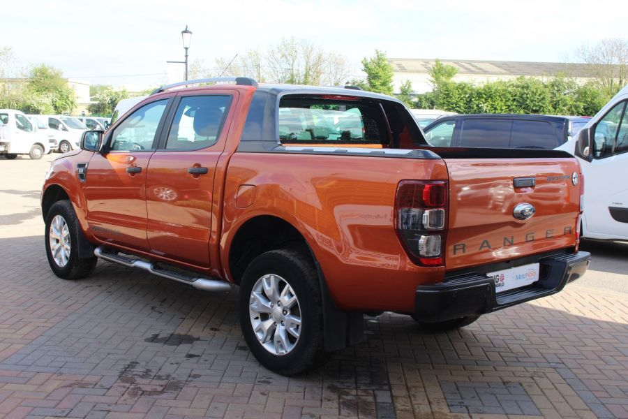 FORD RANGER WILDTRAK 4X4 DOUBLE CAB TDCI 200 - 6114 - 7
