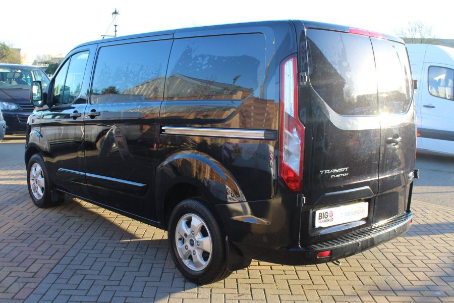 FORD TRANSIT CUSTOM 290 TDCI 125 L1 H1 LIMITED SWB LOW ROOF FWD - 6984 - 7