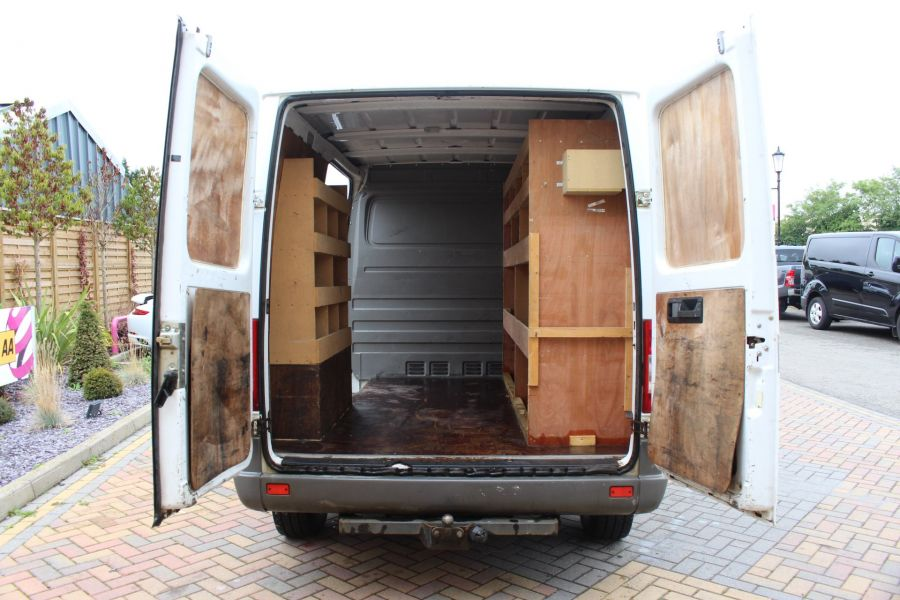 MERCEDES SPRINTER 208 CDI SWB LOW ROOF - 6631 - 17