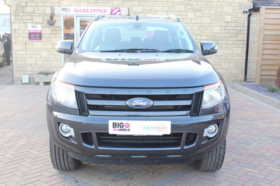 FORD RANGER WILDTRAK 4X4 TDCI 197 DOUBLE CAB - 7356 - 9