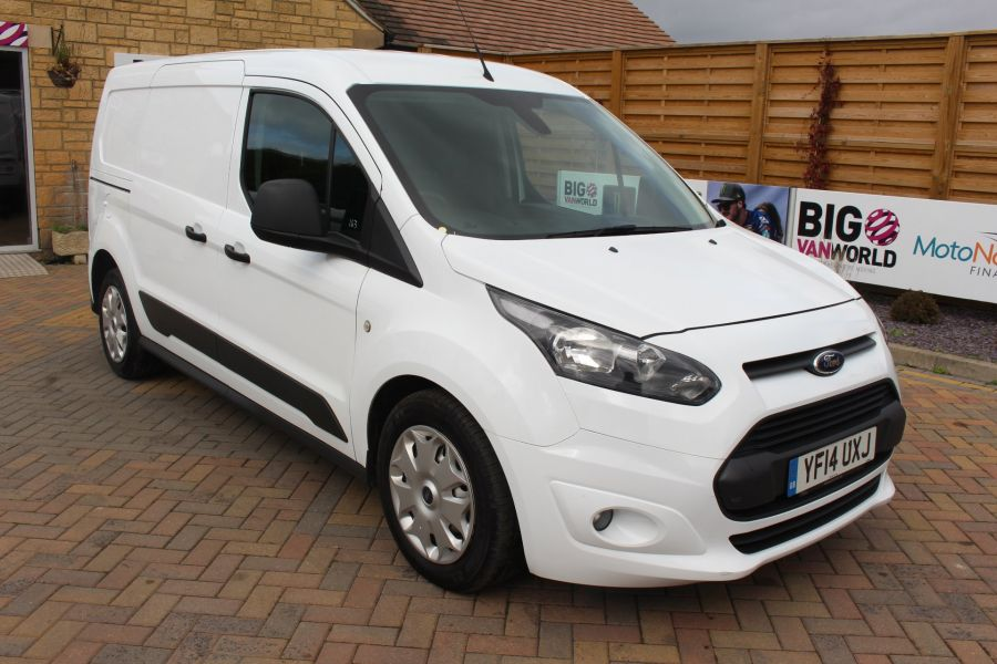 FORD TRANSIT CONNECT 240 TDCI 115 L2 H1 TREND LWB LOW ROOF - 6703 - 3